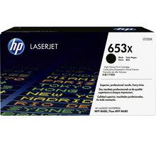 HP 653X, černá - CF320X