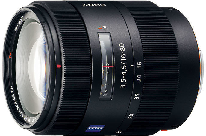Sony Vario-Sonnar T* DT 16–80mm f/3.5-4.5 ZA