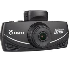 DOD LS470W, kamera do auta - 55-021 + Paměťová karta micro SDHC 32GB Kingston (class 10) v ceně 319 Kč
