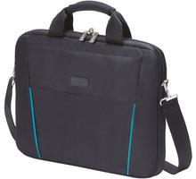 "DICOTA Slim Case BASE 14-15.6"", černá/modrá - D30997"