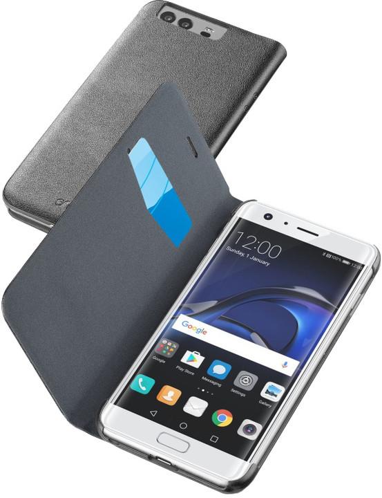 CellularLine Book Essential pouzdro typu kniha pro Huawei P10 Plus, černé