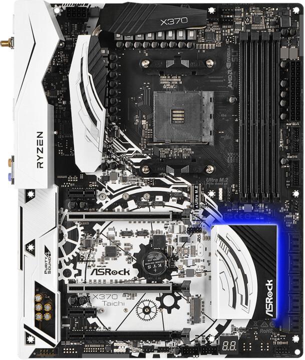 ASRock X370 Taichi - AMD X370