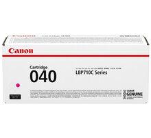 Canon CRG-040, purpurová - 0456C001