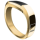 Fitbit Alta náhradní pásek metal S/M, zlatá