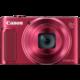 Canon PowerShot SX620 HS, červená  + Pouzdro Canon DCC-1500 v ceně 499 Kč