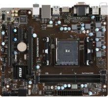 MSI A68HM GRENADE - AMD A68H