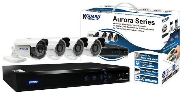 KGUARD AR421 set
