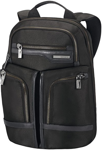 "Samsonite Supreme 2 - LAPTOP BACKPACK 14.1"" - černá"