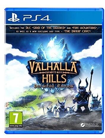 Valhalla Hills - Definitive Edition (PS4)