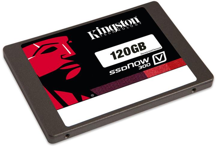 Kingston SSDNow V300 - 120GB