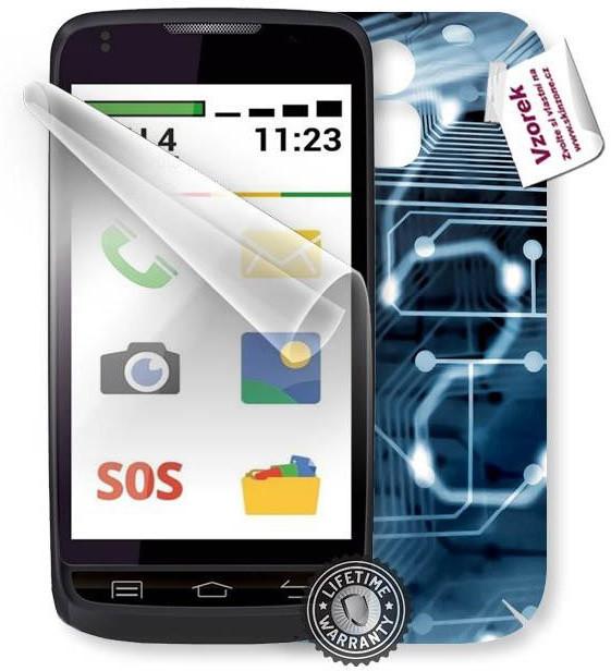 ScreenShield fólie na displej pro Evolveo EasyPhone D2 + skin voucher