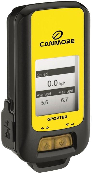 Canmore GP-102+, žlutá