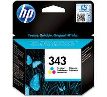 HP C8766EE, no.343, barevná