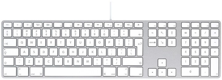 Apple Wired Keyboard, US