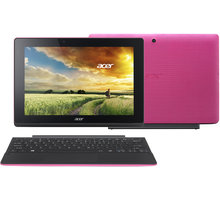 Acer Aspire Switch 10E (SW3-016-15NE), růžovo/černá - NT.G8ZEC.001