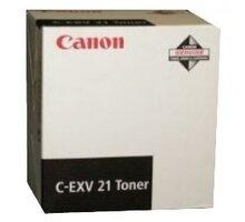Canon C-EXV 21, černý - 0452B002