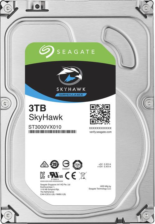Seagate SkyHawk - 3TB