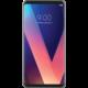 LG V30, stříbrná
