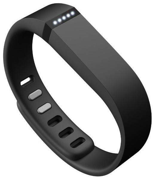 Fitbit Flex, černá