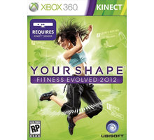 Your Shape Fitness Evolved 2012 (Xbox 360) - USX22191