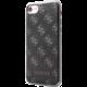 Guess 4G 2017 Soft Pouzdro Black/Gun Metal pro iPhone 7