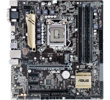 ASUS Z170M-PLUS - Intel Z170 - 90MB0M60-M0EAY0