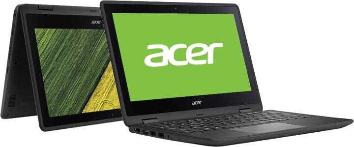 Acer Spin 1 (SP111-31-C5ZR), černá