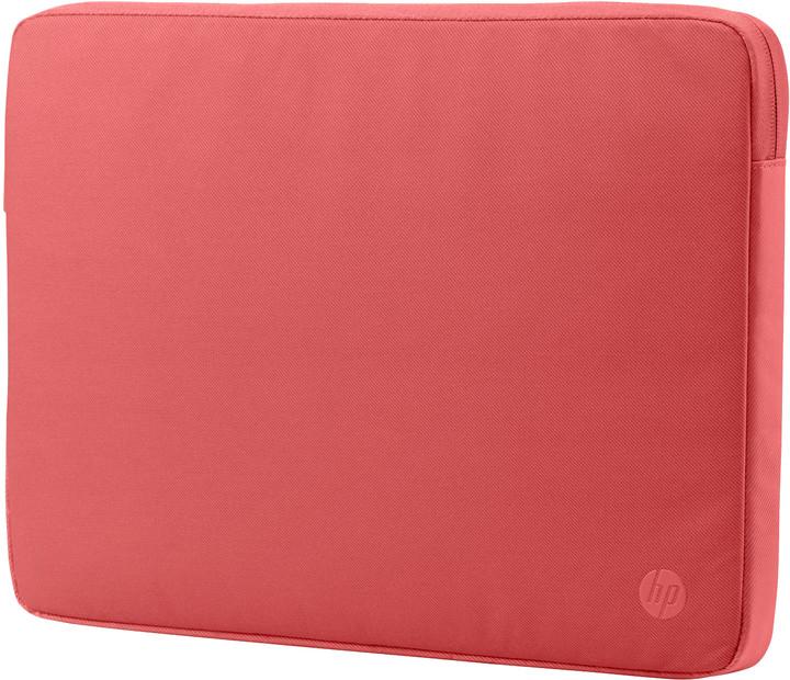 "HP Spectrum Peach Sleeve pro 14"", červená"