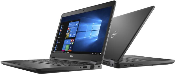 Dell Latitude 14 (5480), černá