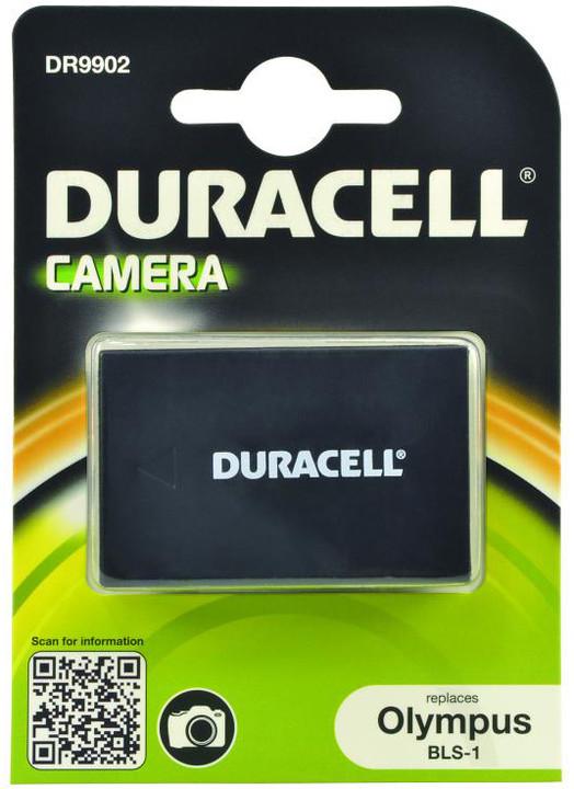 Duracell baterie alternativní pro Olympus BLS-1