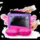Wise Pet ochranný a zábavný dětský obal - plyšová hračka na tablet - Flora