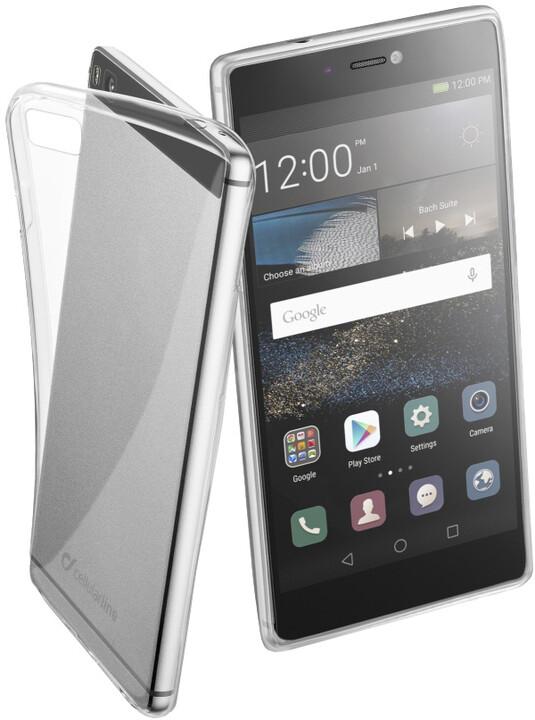 CellularLine zadní ochranný kryt Fine pro Huawei P8, bezbarvá