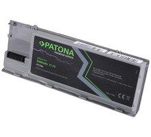 Patona baterie pro ntb DELL LATITUDE D620 5200mAh Li-Ion 11,1V PREMIUM - PT2423
