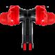 Yurbuds Inspire 200, červená