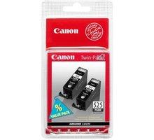 Canon PGI-525, černá - Twin Pack - 4529B006