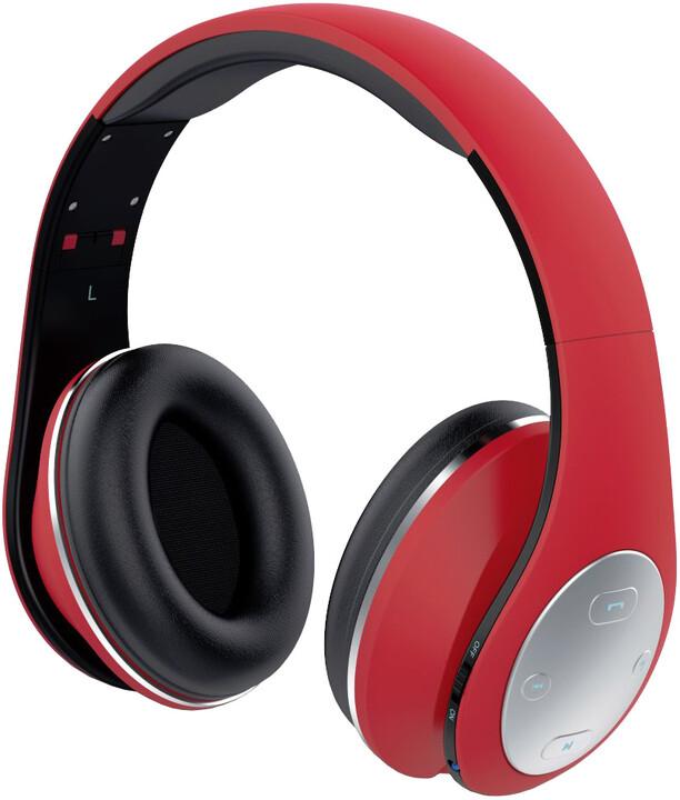 Genius HS-935BT, červená