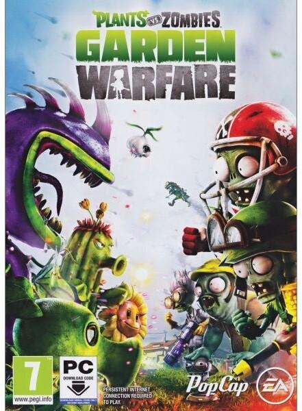 Plants vs. Zombies: Garden Warfare - PC