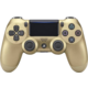 Sony PS4 DualShock 4 v2, zlatý
