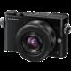 Panasonic Lumix DMC-GM5, černá + objektiv 12-32mm