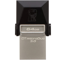 Kingston DataTraveler microDuo 64GB - DTDUO3/64GB
