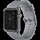 Belkin kožený řemínek pro Apple watch (42mm), šedý