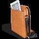 WEDO GoFashion Pro taška pro tablet, svislá, oranžová