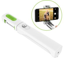 iOttie MiGo Selfie Stick, bílá - HLMPIO110WH