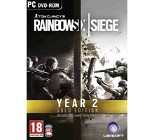 Rainbow Six: Siege - Year 2 GOLD (PC) - PC - 3307216002123