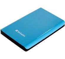 Verbatim Store'n'Go, USB 3.0 - 1TB, modrá - 53175