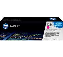 HP CB543A, purpurový