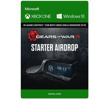 Gears of War 4 - Starter Airdrop (Xbox Play Anywhere) - elektronicky - PC - 7LM-00007