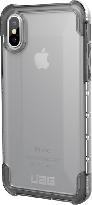 UAG Plyo case Ice - iPhone X, clear