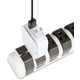 Moshi USB > Lightning kabel (1m) - bílá