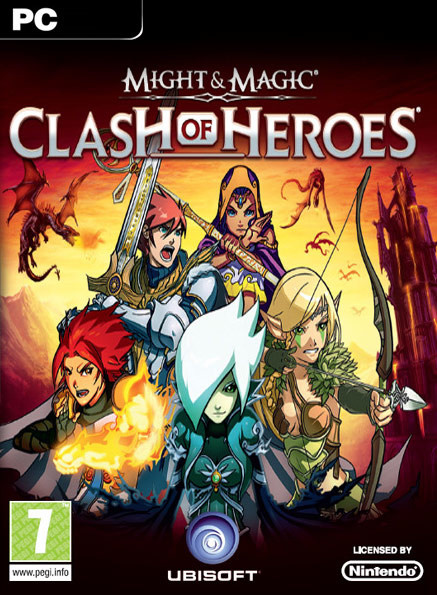 Might and Magic: Clash of Heroes - PC